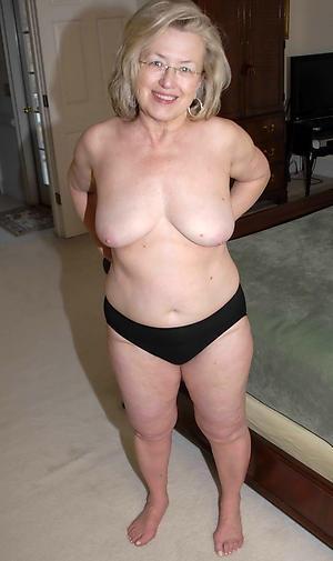 Nude single of age aristocracy