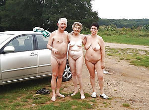 Lovely amateur mature group sex