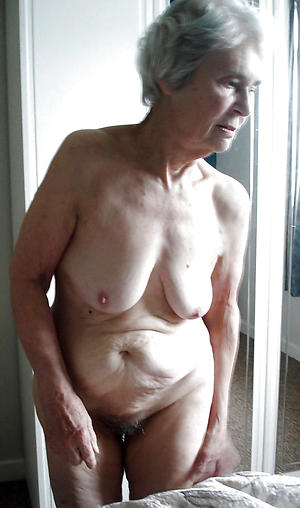 Pre-empt sexy grandmother