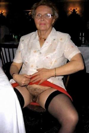 Pretty sexy grandmother porn