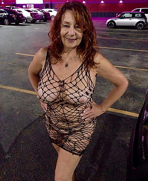 Charming sexy grandmother porn