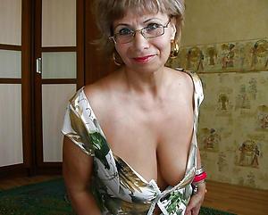 Unadorned older women erotic
