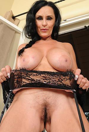 Horny grown up erotic women photo