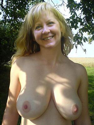 Unorthodox busty nude adult