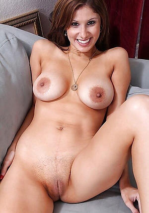 Attractive beautiful naked wife