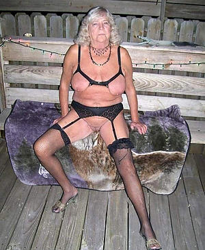 Favorite older mature women amateur photos