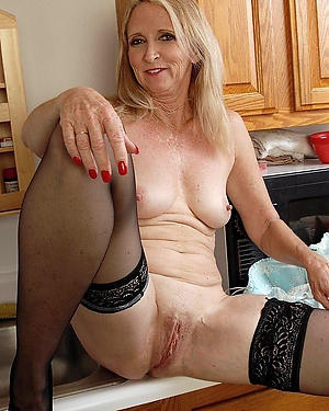 Slutty older full-grown porn