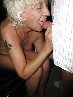 Patriarch mature pussy