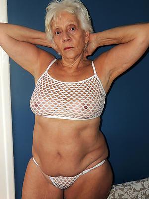 Naked doyenne mature