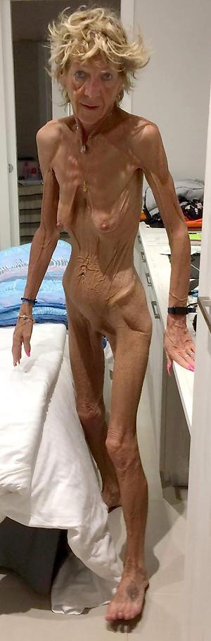 Pretty skinny mature pics