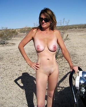 Amateur skinny naked mature women