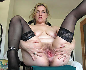 Unshaved mature women nude pics
