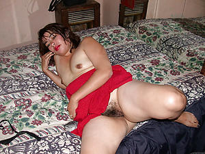 Porn pics be fitting of unshaved mature women