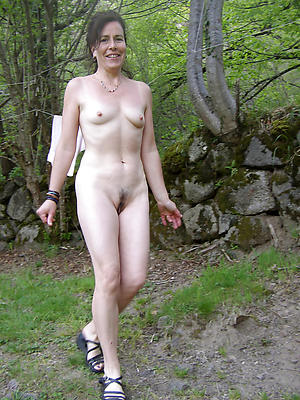Favorite unshaved mature women
