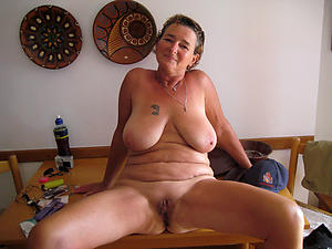 Naked mature waxen whores