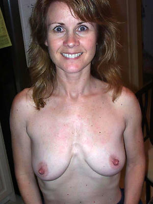 Slutty mature amateur homemade