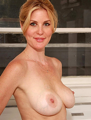 Naughty blonde old wife slut