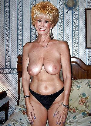 Hot horny older blonde women
