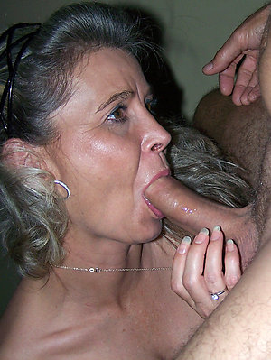 Naughty real mom blowjob photos