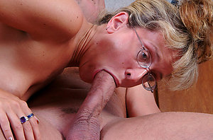 Sweet mature amateur blowjobs