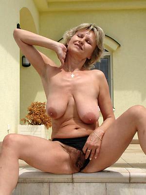 Xxx unshaved mature women nude pics