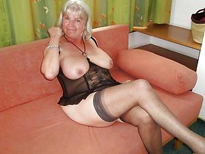 Sexy mature older women