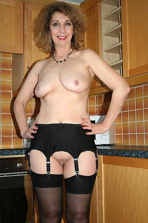 Amateur white mature wife