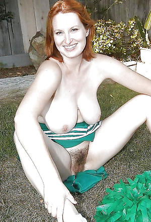 Mature hairy cunts