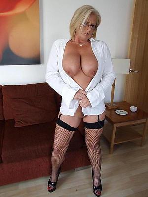 Good-looking older mature ladies naked photos