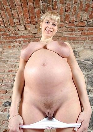 Mature Pregnant Pictures