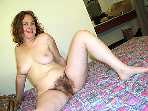 Pretty mature women with hairy pussies
