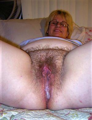Natural mature creampie pussy porn pics