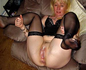 Amateur mature creampie pussy pics