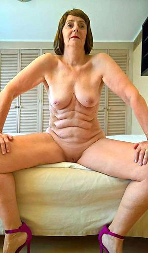 Nude doyen of age granny photos