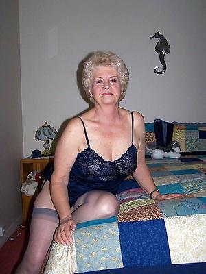 Older mature granny