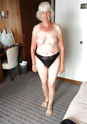 Favorite mature older nude women