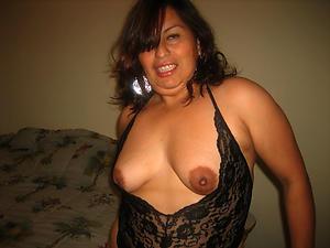 homemade mature latina basic stripped