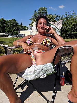 Nude matured women fro bikinis pics