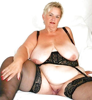 Inexpert saggy mature breast pics