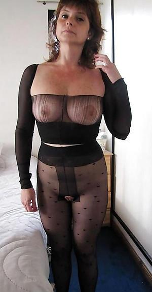 Pics mature pantyhose Matureladylingeriestockingsslips's Blog