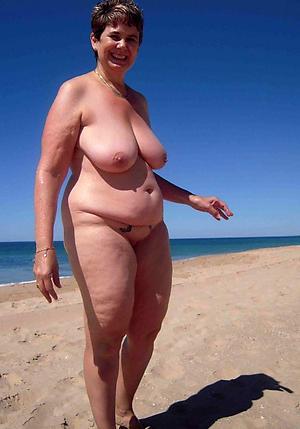 Prex horny chubby mature nude photos