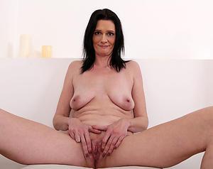 Favorite grown-up women masturbation