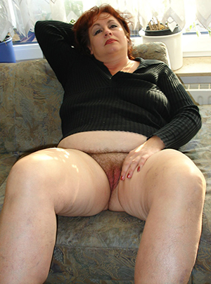 Slutty european mature porn