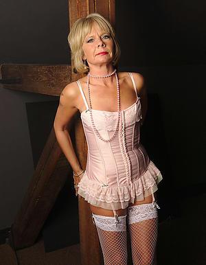 Amazing classic mature nudes photo