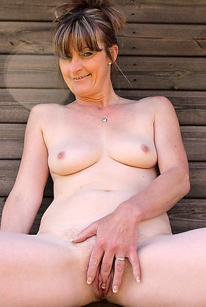 Bone-tired sexy mature pussy xxx pics