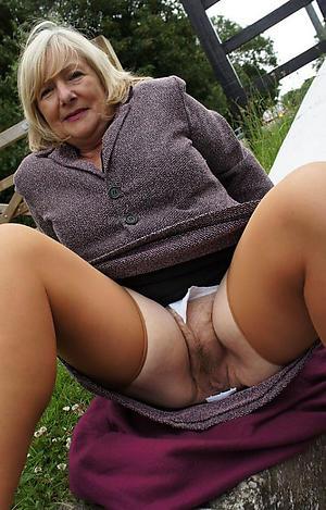 Nude grandmother porn