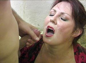 Hot mature women cumshots unfurnished pics