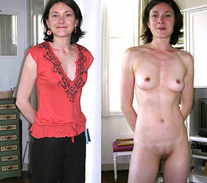 Xxx dressed increased by undressed matures pics