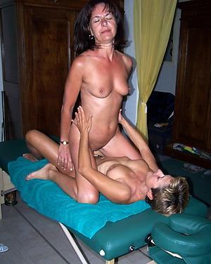 Inexperienced amateur mature lesbians pics
