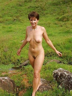 Handsome peerless full-grown women nude pics